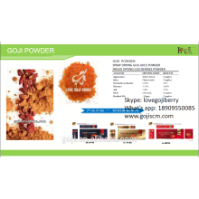 GOJI POWDER---2016 gojiscm offer