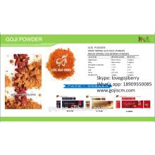 GOJI POWDER - oferta de gojiscm de 2016