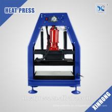 FJXHB5-N1 12Ton prensa hidráulica de la resina de la calefacción hidráulica de alta presión