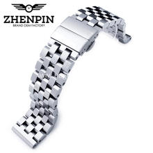 Luxury 316L stainless steel watch bracelet