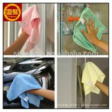 Boa qualidade toalha de microfibra de vidro roupas limpas