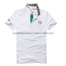 Sport Polo Shirt / 100% Baumwolle Polo-Shirt / Fashional T-Shirt