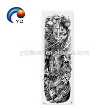 Etiqueta engomada del tatuaje de alta calidad para la decoración sexy masculina y femenina