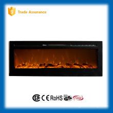 """50 """"parede / recesso lareira elétrica grande sala aquecedor 110-120V / 60Hz"""