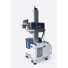 Machine de marquage laser UV volante industrielle 3W