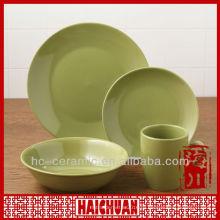 Набор посуды из керамики, керамический набор