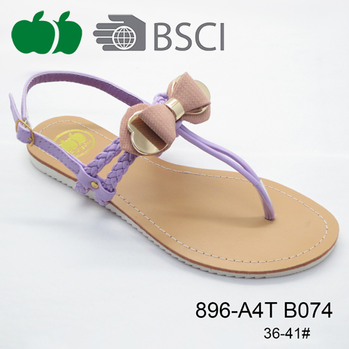 flat summer ladies sandals