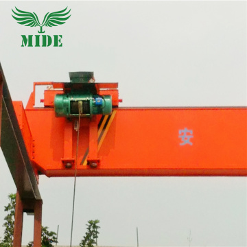 LDP mababang headroom electric single girder kreyn