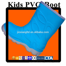 CE colorful rubber kids rain boots & rubber rain boots for children