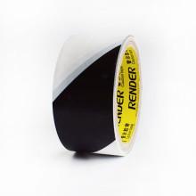 Tape de vinil de marcação de piso com fita de advertência de segurança de preço barato