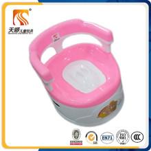Potty portátil da venda direta da fábrica para os miúdos feitos em China na venda
