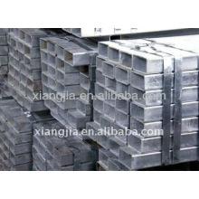 Usine 16x16 carrée en acier de tuyau de la Chine / section creuse / tuyau rectangulaire