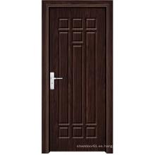 Puerta interior de PVC hecha en China (LTP-8009)