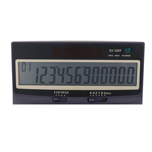 PN-DJ120T 500 DESKTOP CALCULATOR (4)