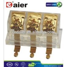 Borniers Weco; Types de connecteurs de fils; Types de connecteurs de haut-parleur