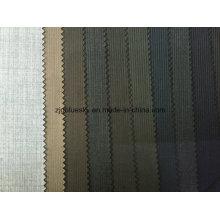 Stripe Wool Fabric in Ready Stock