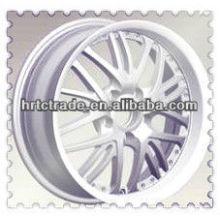 17 pulgadas hermosa 4/5 agujero 1114.3replica rueda de coche deportivo