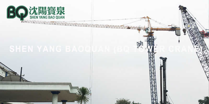 tower crane price
