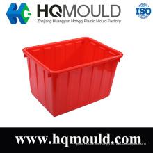 Molde de inyección de plástico para caja de almacenamiento de gran capacidad