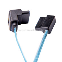 Low-Profile rechtwinkliges SATA-3 7P Kabel (ERC477)