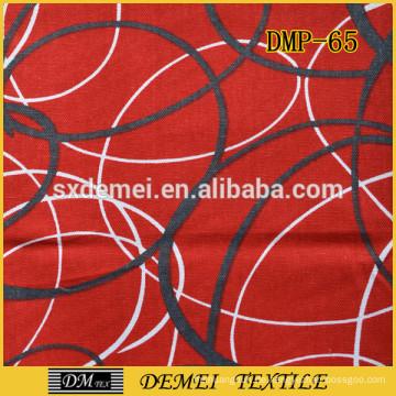 Marken Großhandel Lager Stoff neuesten Sofa Gewebe Poly/Baumwolle Textilien