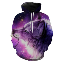 3D Print Long Sleeve Hoody Sweater Clothes Cost Jacket Appearl