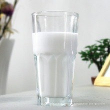 450ml Copa de bebidas Copa de vidrio de agua Milke Copa de vidrio