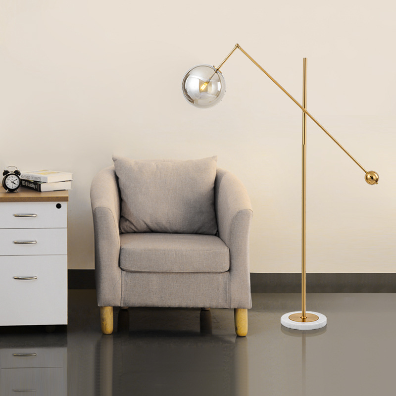 Applicantion Large Grey Table Lamps