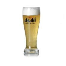 Tasse à la bière soufflant à la main en cristal à 400ml