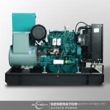 35kw China yangchai diesel power generator mit leiser oder wetterfester Überdachung