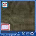Malha de arame tecido de cobre