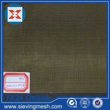 Wire Mesh Woven Tembaga