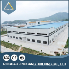 Competitive Price Modern Two Story Steel Structure Warehouse