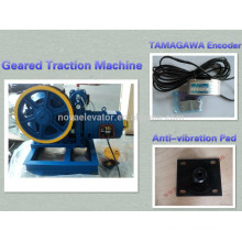 Traction Machine with Machine Bed