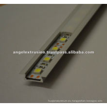 Perfil de aluminio para iluminación