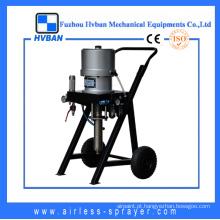 Pulverizador pneumático 6.5L para a pulverização de aço