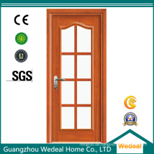 Moderne PVC-Falttür für Projekt (WDP5077)