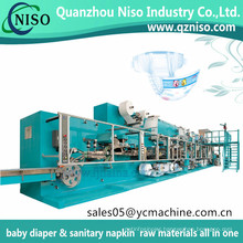 Luvs Disposable Baby Nappy Machine