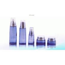 Kosmetisches Sahneglas und Lotionsflasche (BN-GS-2)