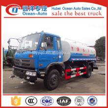 Caminhão da sucção do esgoto do vácuo do dongfeng 10m3 à venda