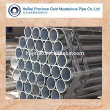 16Mn tubulação de aço sem costura para máquina agrícola