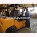 Caminhão de empilhadeira diesel de FD30 3ton com preço barato