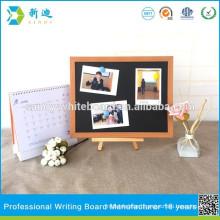 framed slate blackboard
