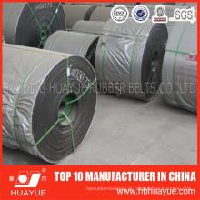 Correia transportadora de tecido de algodão industrial