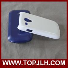 Заказной сублимации пластиковые мобильного телефона чехол для Samsung Galaxy S3 мини