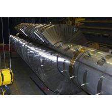 2017 KJG series oar drier, SS oar dryer, environmental harco conveyor dryer