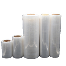 Film Stretch Film Center Folded Shrink Film Plastic Wrapping  for Industrial packaging