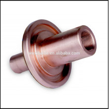 Precision CNC Machining Parts, Brass Copper and Aluminum Material, 5-axis CNC Machines