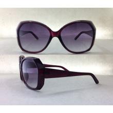 Gafas de sol P25021A del acetato de la señora de la manera