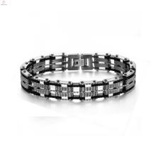Fashion Handmade Jewelry Circle Stainless Steel Bike Chain Bracelet